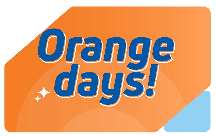 Orange Days повторно во Credissimo!