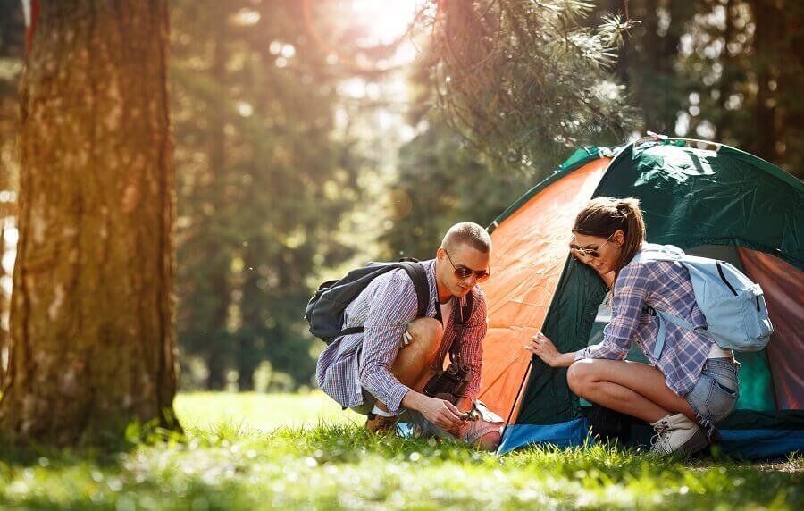 Месец јуни е месец на кампувањето!