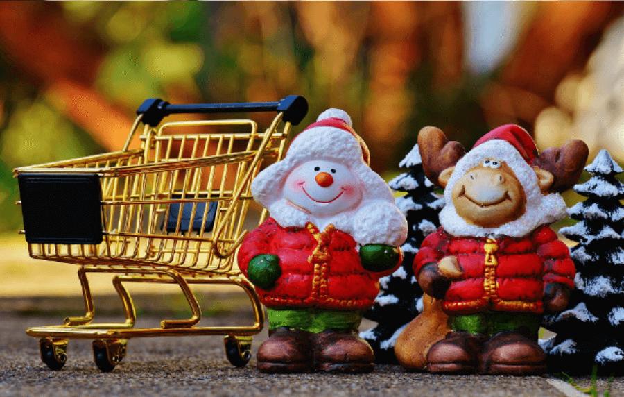 Безгрижен предновогодишен празничен шопинг