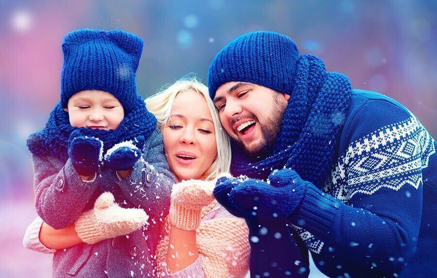 Подготви си го семејството за зимата